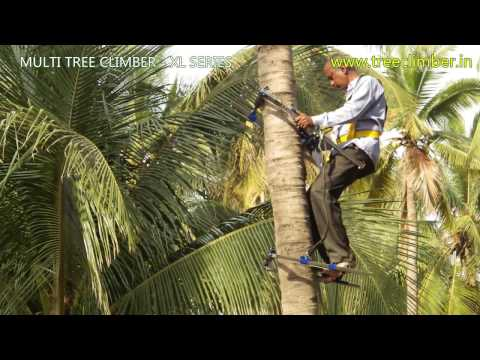 Advance Coconut Tree Climber