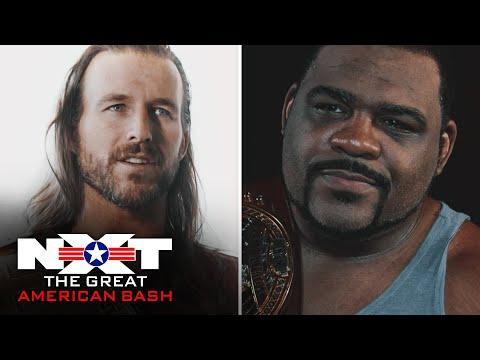 Prime Target: Keith Lee vs. Adam Cole: NXT Great American Bash, July 1, 2020