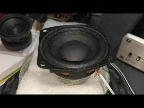"2"" LG Television Speaker Test"