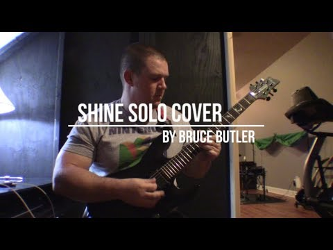Shine By Collective Soul (Guitar Solo Cover)