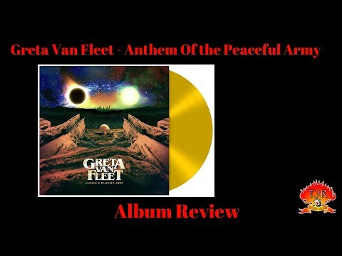 Greta VanFleet - Anthem Of The Peaceful Army 1st Reaction Review
