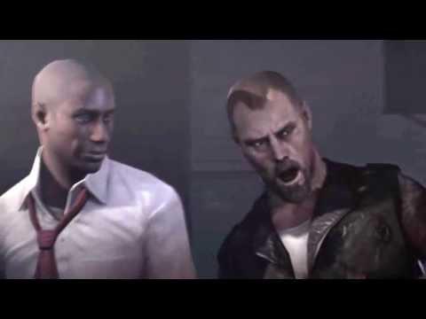 Left 4 Dead Начальный ролик
