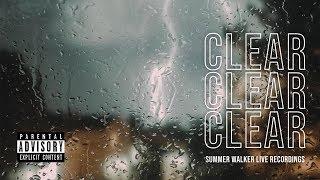 Summer Walker - Settling (Clear)