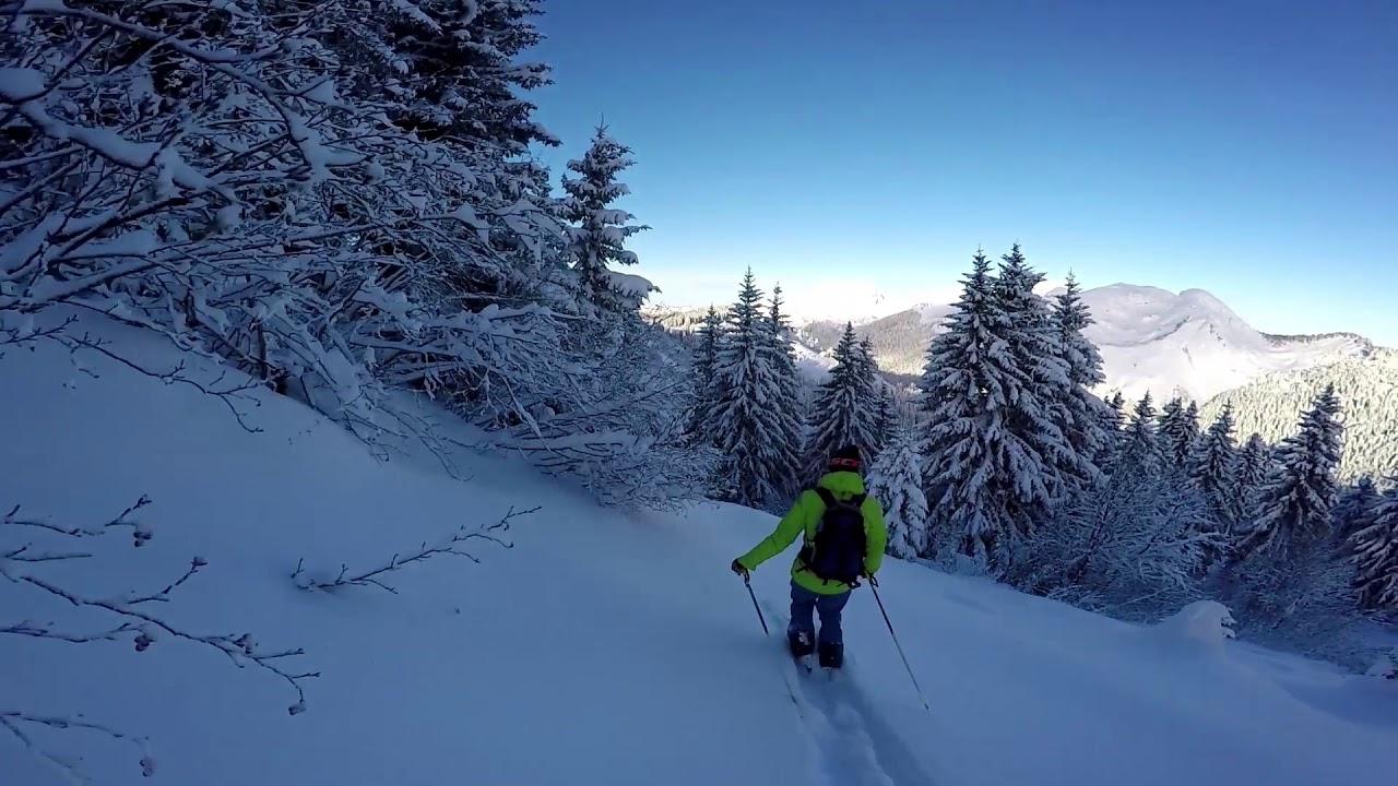 Powder Paradise - Exploring the Avoriaz Ski Area before the lifts open