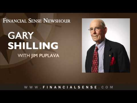 Dr. Gary Shilling on the Overpowering Reality of Deleveraging ...