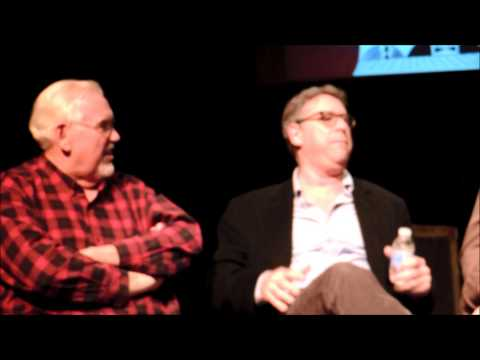 Josh Mostel, Joe Gilford Growing Up with Cussing Back Stage.