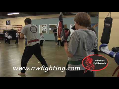 Kids Martial Arts Class in Portland, OR