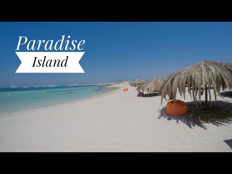Paradise Island Hurghada Egypt / Red Sea Snorkeling & Diving 2017