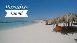Paradise Island Hurghada Egypt / Red Sea Snorkeling & Diving