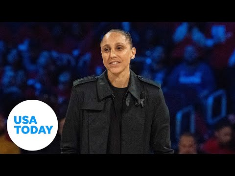 WNBA player Diana Taurasi is not quite ready to pass her Olympic torch | USA TODAY