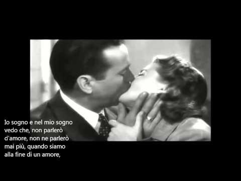 Don Backy canta Canzone.con testo video Mario Ferraro