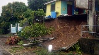 THE GLEANER MINUTE: Portland flood damage ... Brother fights tears at murder trial ... No PATH cut