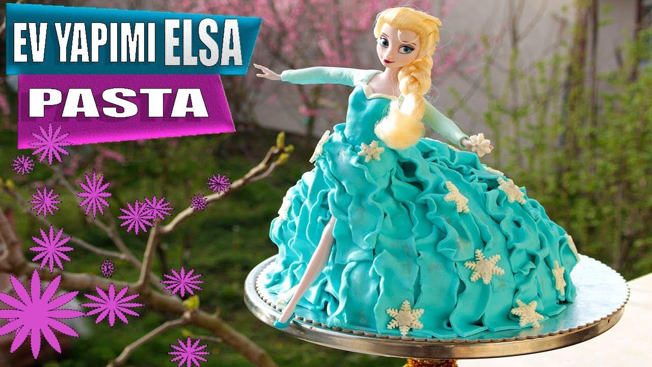 Elsa Yaş Pastası Videosu