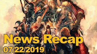 MMOs.com Weekly News Recap #209 July 22, 2019