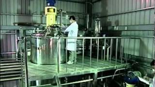 遠東生技  營養師 藻類養殖大型發酵設備篇