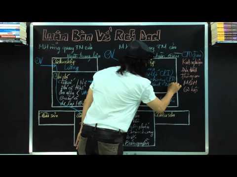 Phần 05 _ Luận Bàn Về Dạy Con Làm Giàu _ Mô Hình Vòng Quay Tiền Mặt Của Người Giàu