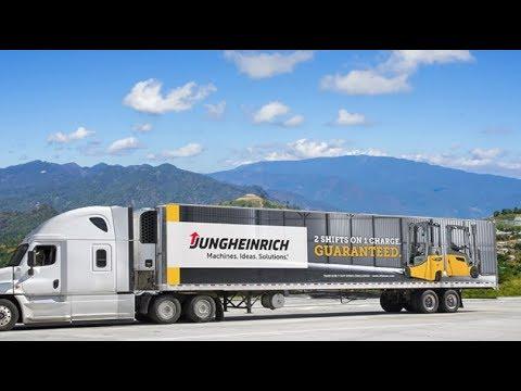 Jungheinrich® Driving Innovation Roadshow Kickoff