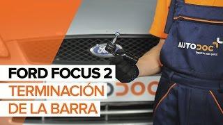 DIY Cómo cambiar la rótula de dirección en FORD FOCUS 2 | AUTODOC
