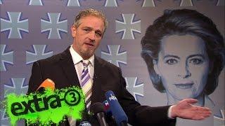 Torsten Sträter: Pressesprecher von Ursula von der Leyen