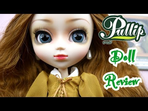 Pullip Girl With A Pearl Earring Masterpiece Series Doll Review