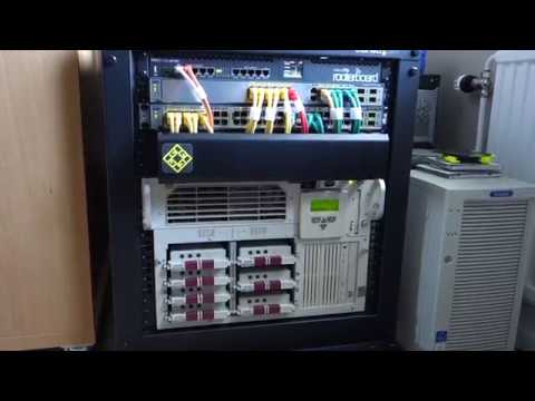 Server Homelab / Home network walkthrough