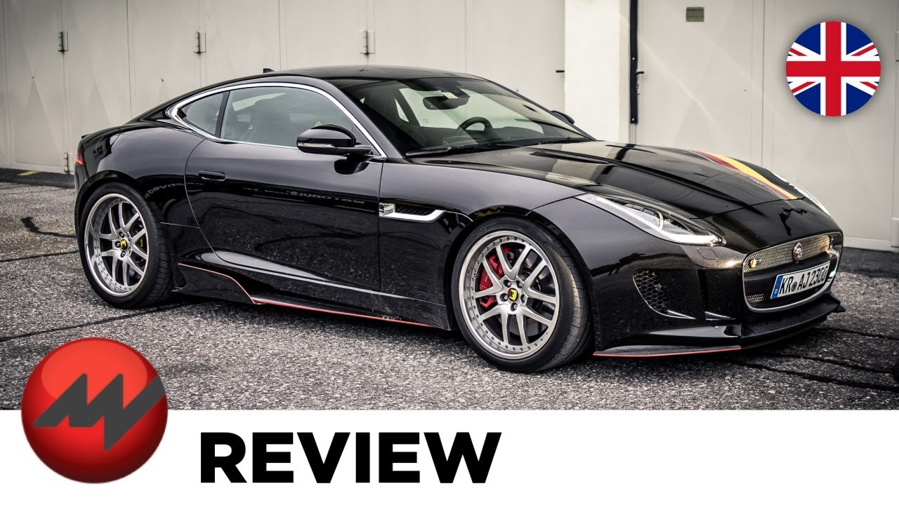 Awesome Jaguar F Type R Tuning ARDEN AJ23 YouTube