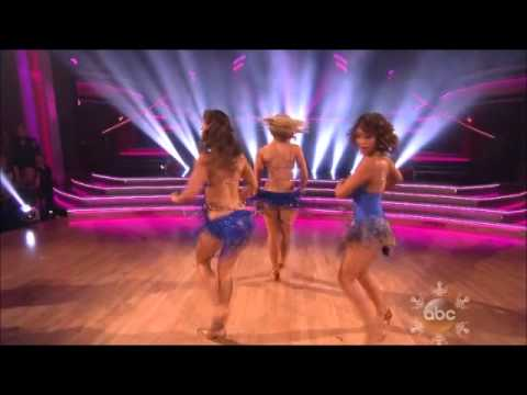 Season 17  Pros & Troupe Female Finale  Dance