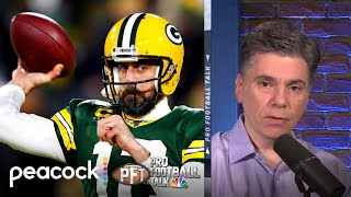 Aaron Rodgers needs to make clear his demands with GB | Pro Football Talk | NBC Sports