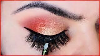 नकली पलक लगाते वक़्त इस बात का ज़रूर ध्यान रखें How To Apply False Eyelashes Anaysa