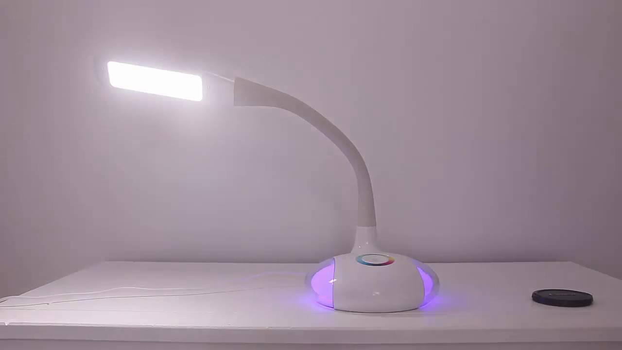 5W LED Magique RGB Lampe de Bureau Lampe Ma lampe magique que j