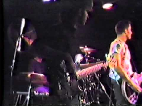 The Town Cryers - Downstairs Club Nov. 3, 1989