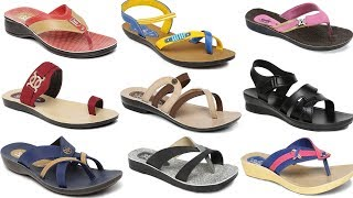 Best Collection paragon Footwear Solea ladies Chappals Sandals Flipflops With Price