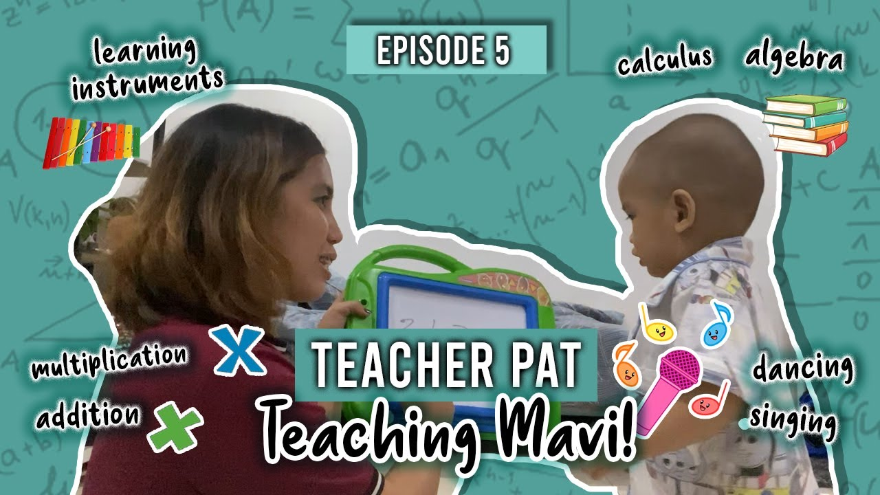 Teacher Pat Featuring Mavi by Neneng Lameg