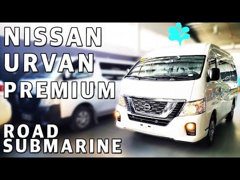 Nissan NV350 Urvan Premium AT 2020 60fps - [SoJooCars]