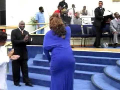 Le'Andria Johnson: Pt2of3 @ Shirley Caesar/Mt Calvary Word Of Faith - RaleighNC