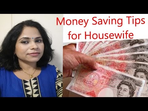 Money Saving Tips For Housewives | TOP 10 TIPS ( Practical and do-able )