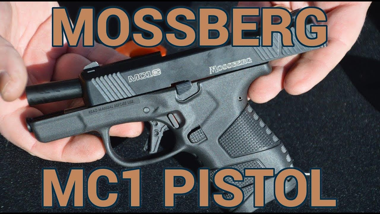 New Mossberg MC1sc pistol at SHOT Show 2019