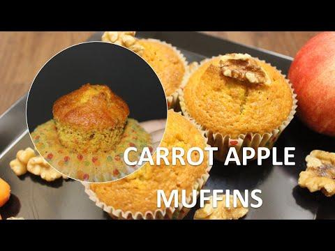 carrot apple muffin recipe|breakfast recipe|Apple Muffin|cupcakes|carrot muffin recipe|christmas