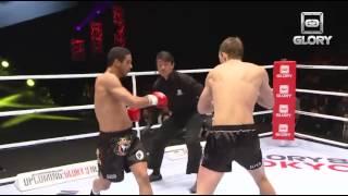 GLORY 8 Tokyo: Abdallah Ezbiri vs Gabriel Varga (Full Video)