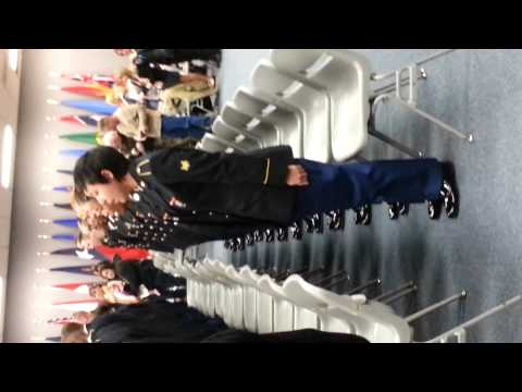 Military Police March and Army song