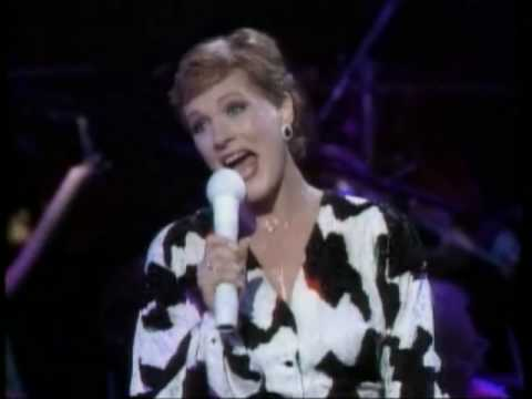 Julie andrews radio city music hall aarp youtube