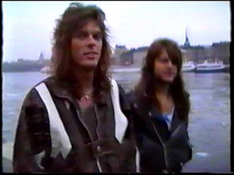 Europe City Tour 1989