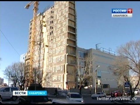 Вести-Хабаровск. Ситуацию с ТЦ Счастье обсудили в городской думе