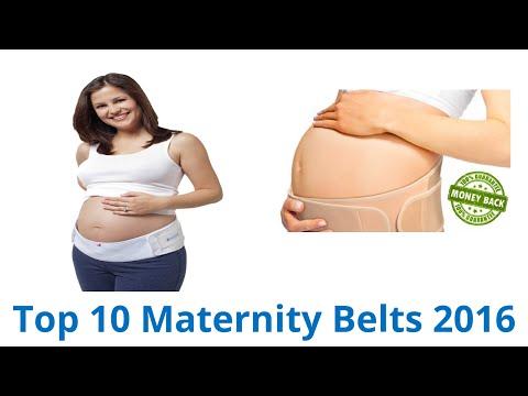 10 Best Maternity Belts 2016