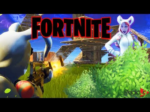 Playing FORTNITE With CHAD! | We Bush People