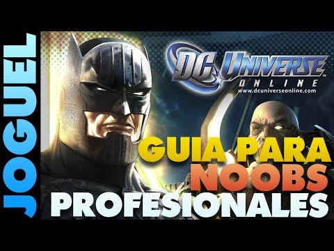 DC Universe Online - Guía Definitiva para Iniciados