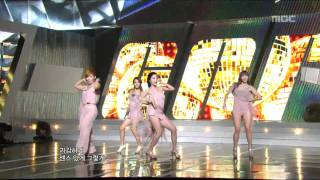 SECRET - Madonna, 시크릿 - 마돈나, Music Core 20100821 thumbnail