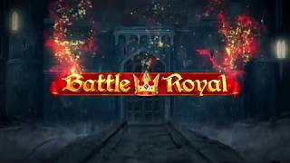 Промо видео  Battle Royal от Play'n GO