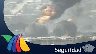San Juanico, 1984: testimonio del infierno en tierra | Noticias