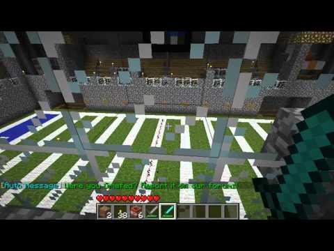 Minecraft Epic City Build (Indianapolis)